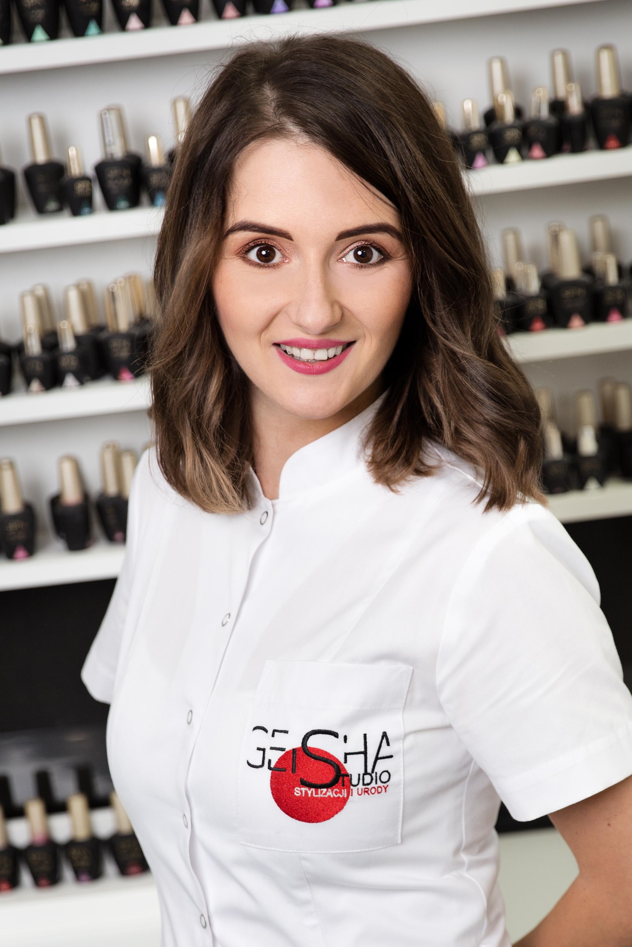Instruktor SPN Nails Professional Paulina Słowik w elitarnym master teamie instruktorów!